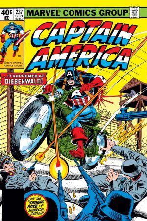 Captain America (1968) #237