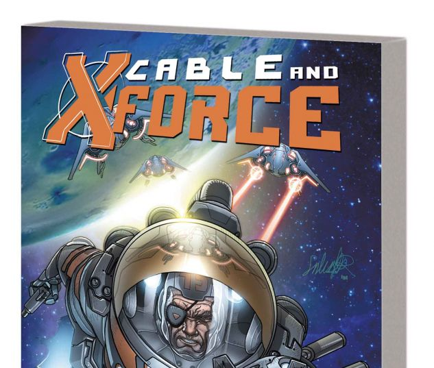 Cable and X-Force (2012) #15 Tbd Artist Thor Battle Variant Cover