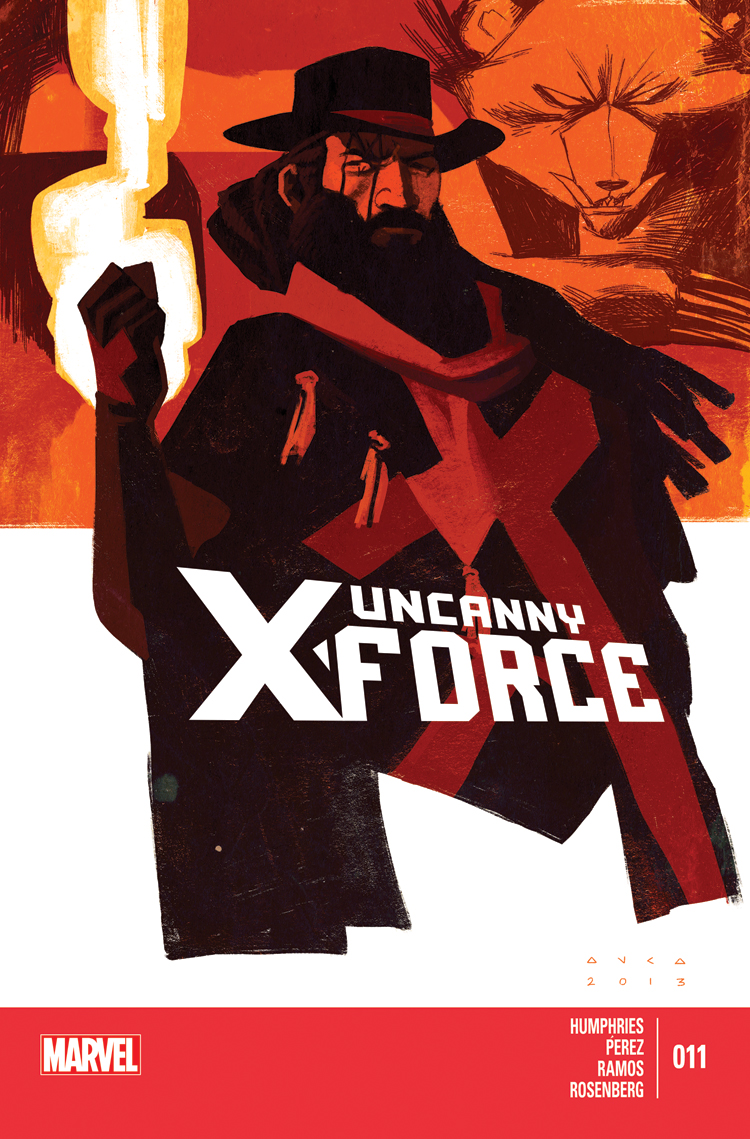 Uncanny X-Force (2013) #11