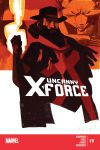 UNCANNY X-FORCE 11 (NOW, WITH DIGITAL CODE)