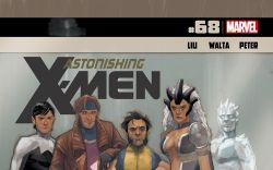 ASTONISHING X-MEN 68 (WITH DIGITAL CODE)