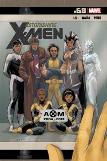 Astonishing X-Men #68