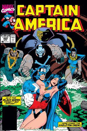Captain America #369