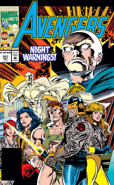 Avengers (1963) #357