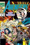 Avengers (1963) #357 Cover