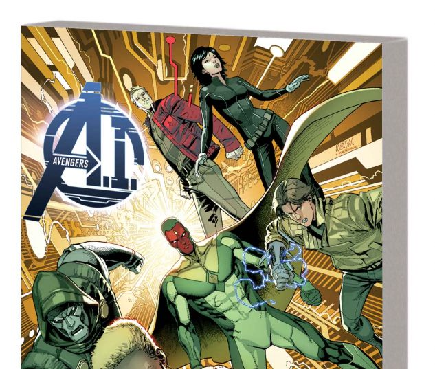 AVENGERS A.I. VOL. 1: HUMAN AFTER ALL TPB