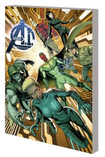 AVENGERS A.I. VOL. 1: HUMAN AFTER ALL TPB (Trade Paperback)