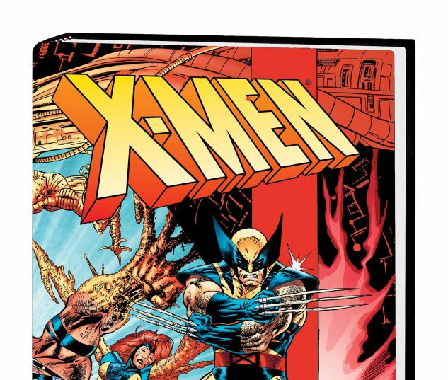 X-MEN: PHALANX COVENANT HC