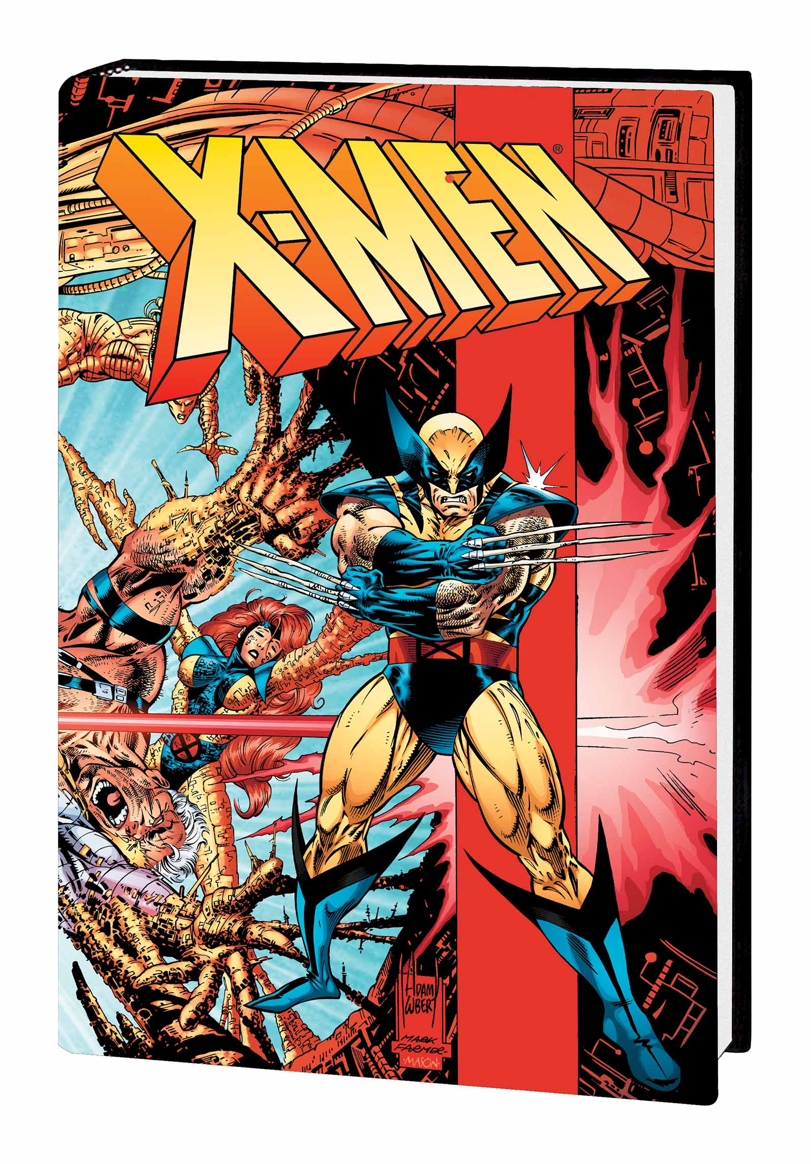 X-MEN: PHALANX COVENANT HC (Hardcover)