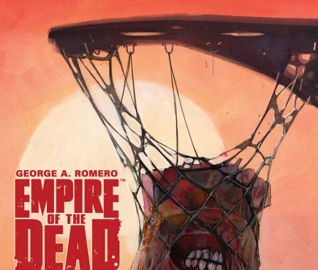 GEORGE ROMERO'S EMPIRE OF THE DEAD: ACT ONE 3