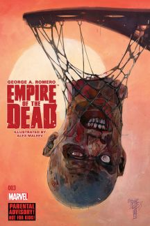 George Romero's Empire of the Dead: Act One (2014) #3