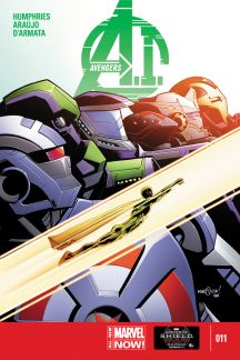 Avengers A.I. #11