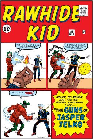 Rawhide Kid (1955) #28