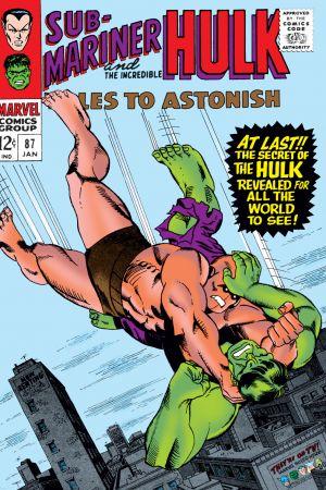 Tales to Astonish (1959) #87