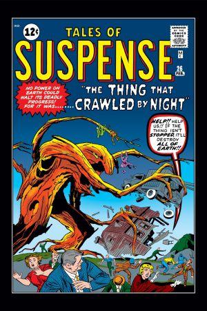 Tales of Suspense (1959) #26