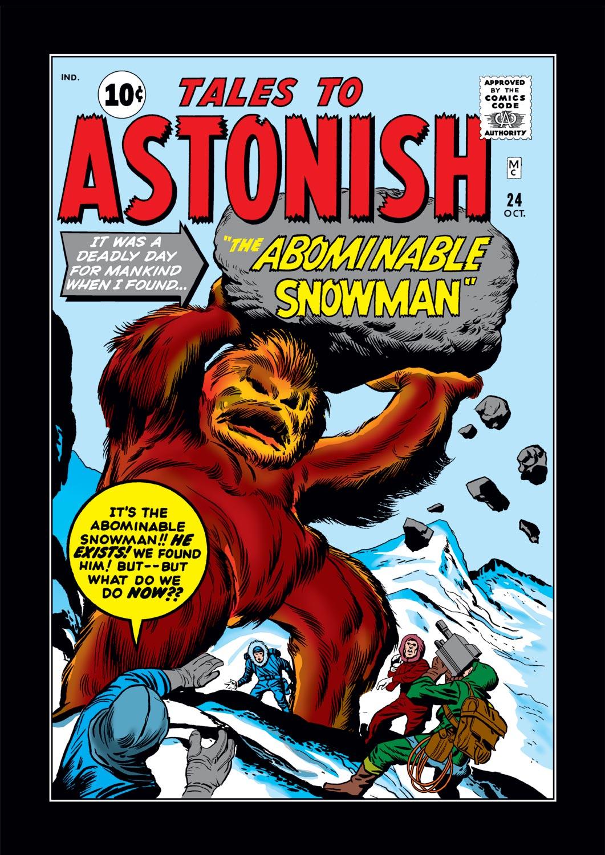 Tales to Astonish (1959) #24