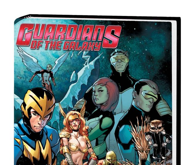 GUARDIANS OF THE GALAXY/ALL-NEW X-MEN: THE TRIAL OF JEAN GREY PREMIERE HC (MARVEL NOW, WITH DIGITAL CODE)