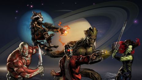 Marvel: Avengers Alliance SDCC 2014 Trailer