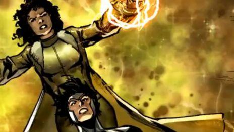 Marvel AR: New Warriors #1 Cover Recap