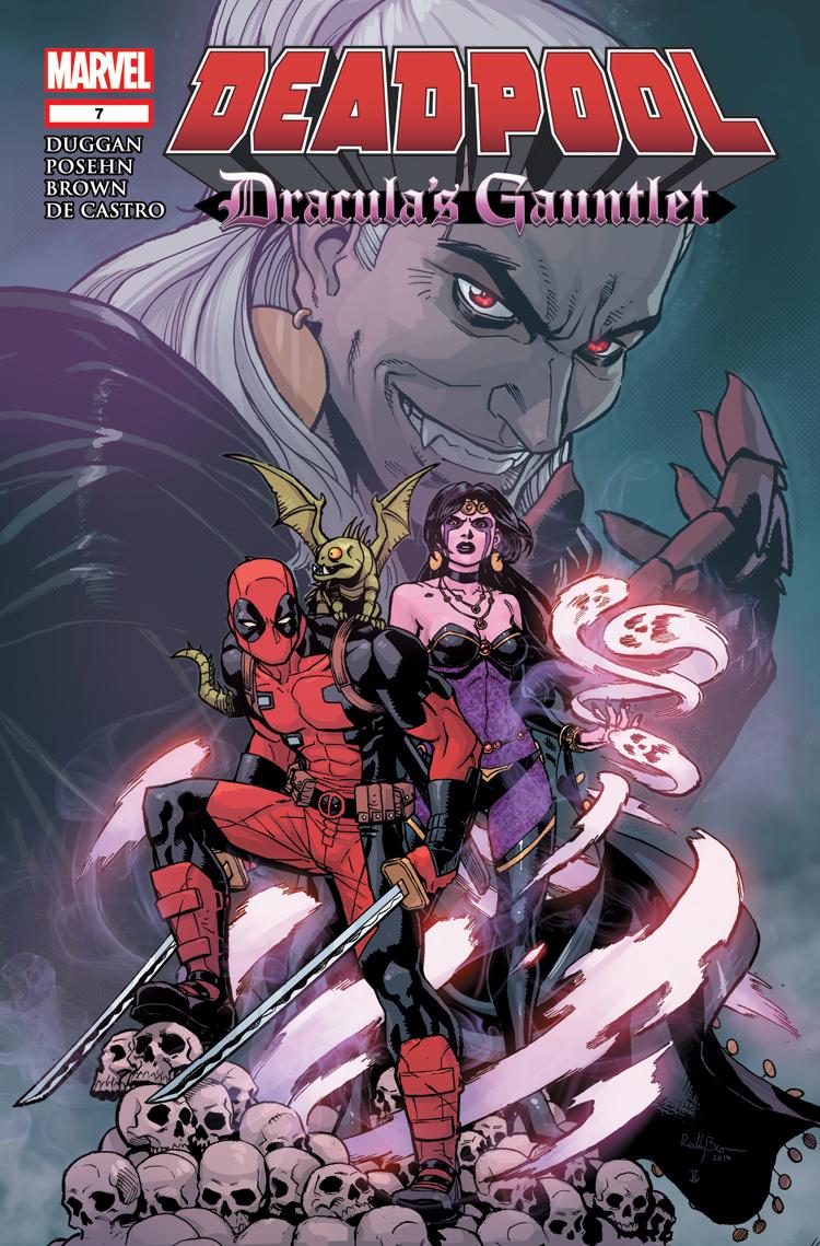 Deadpool: Dracula's Gauntlet (2014) #7