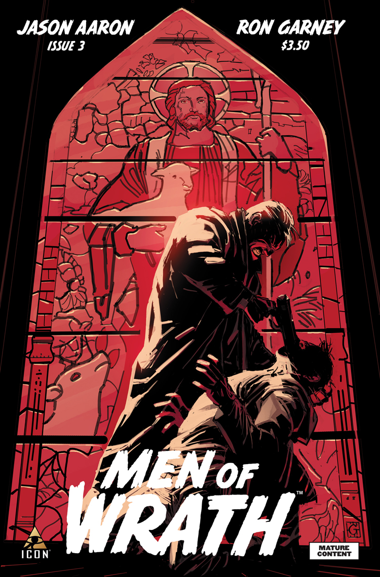 Men of Wrath (2014) #3