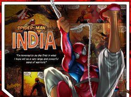 Spider-Man: India in Spider-Man Unlimited