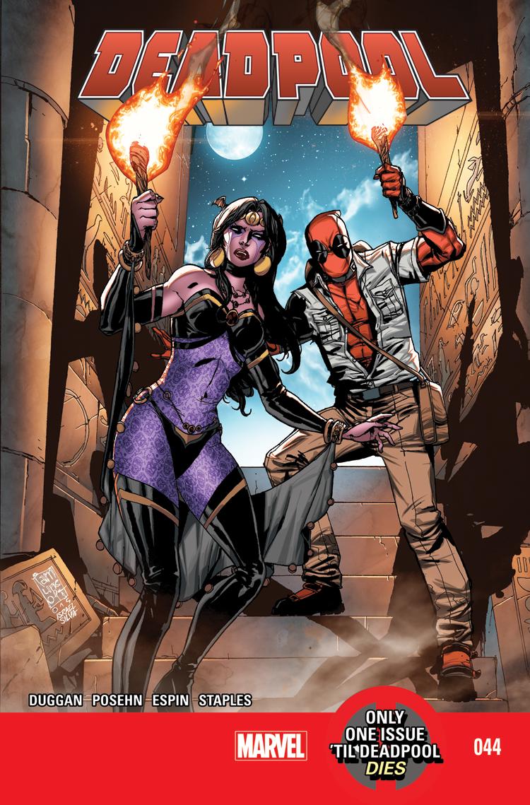 Deadpool (2012) #44