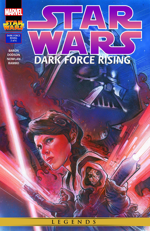 Star Wars: Dark Force Rising (1997) #3