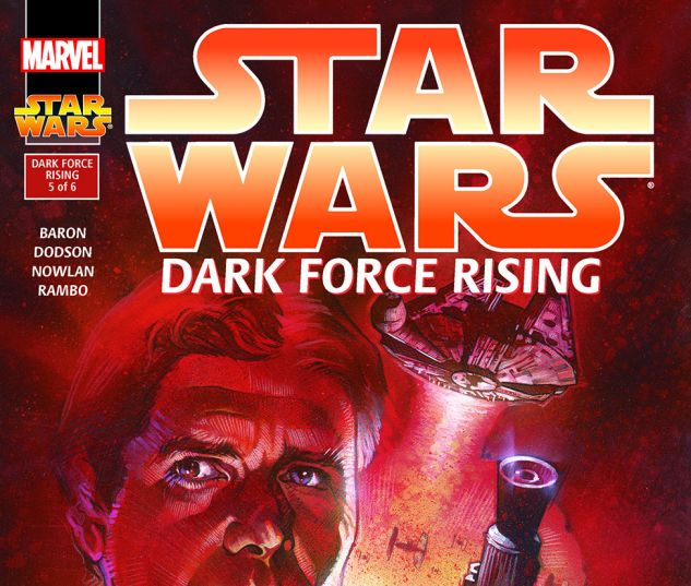 Star Wars: Dark Force Rising (1997) #5