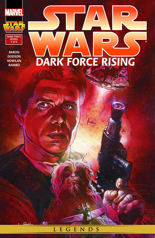 Star Wars: Dark Force Rising (1997) #5