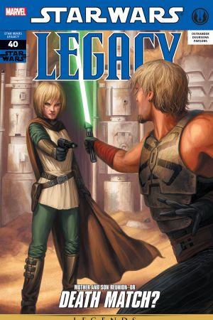 Star Wars: Legacy (2006) #40