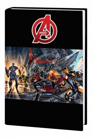 Avengers by Jonathan Hickman (Hardcover)