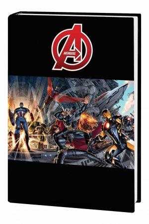 Avengers by Jonathan Hickman (Hardcover)