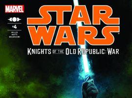 Star Wars: Knights Of The Old Republic - War (2012) #4