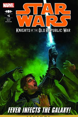 Star Wars: Knights Of The Old Republic - War (2012) #4