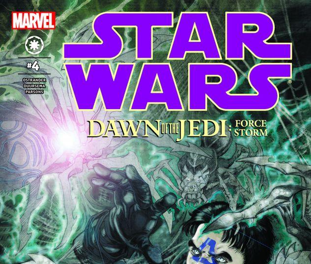 Star Wars: Dawn Of The Jedi - Force Storm (2012) #4