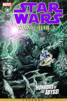 Star Wars: Dawn Of The Jedi - Force Storm #4