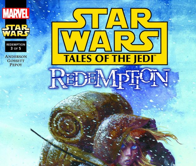 Star Wars: Tales Of The Jedi - Redemption (1998) #3