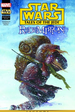 Star Wars: Tales of the Jedi - Redemption #3