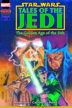 Star Wars: Tales Of The Jedi - The Golden Age Of The Sith #2