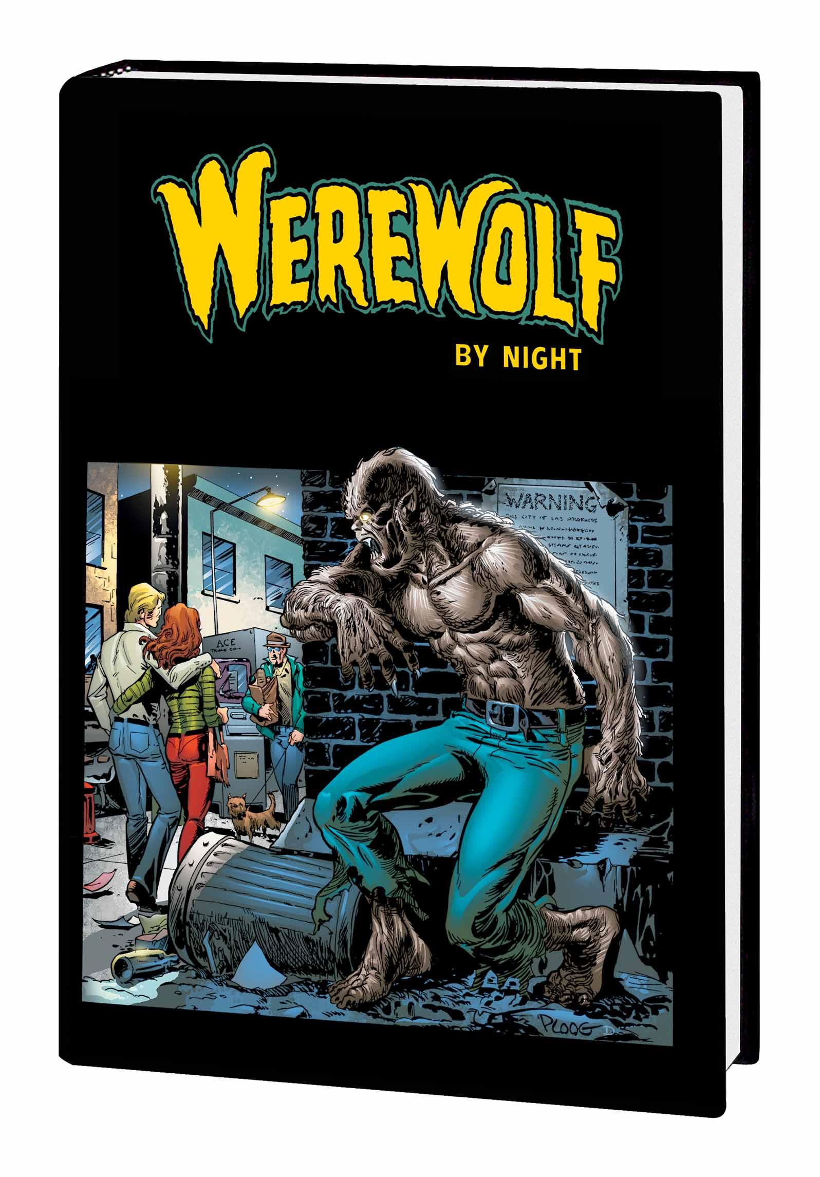 Werewolf by Night (Hardcover)