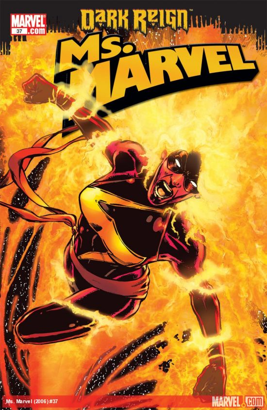 Ms. Marvel (2006) #37