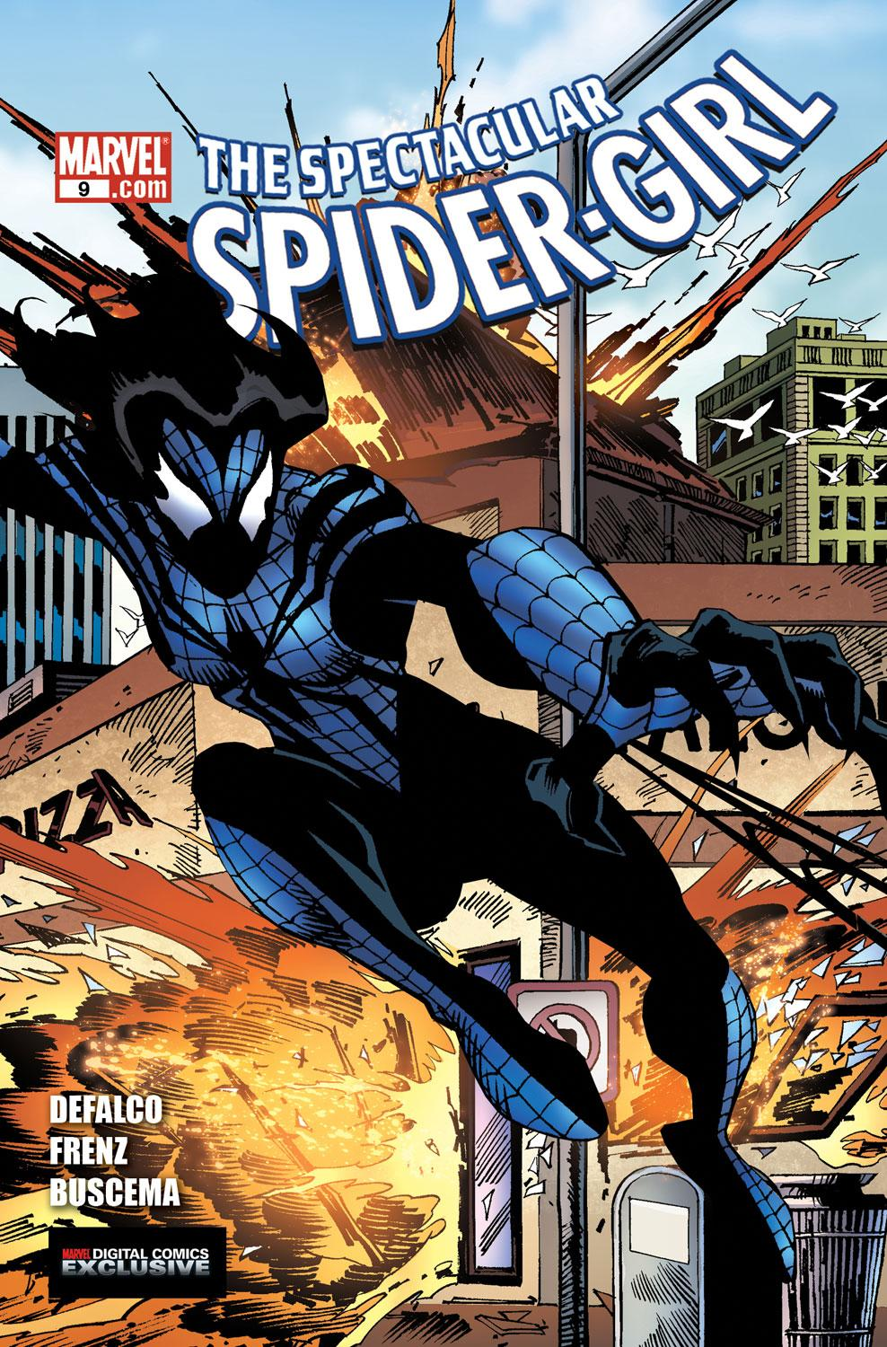 Spectacular Spider-Girl (2009) #9