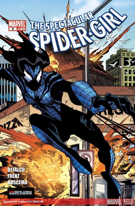 Spectacular Spider-Girl (2009) #9