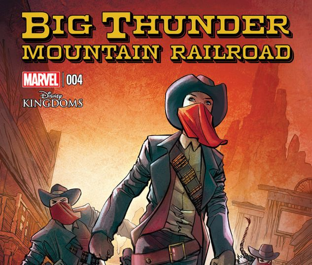 cover from Big Thunder Mountain Railroad (2015) #4