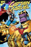 Captain Marvel (2000) #17