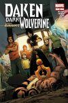 Daken: Dark Wolverine (2010) #17 Cover
