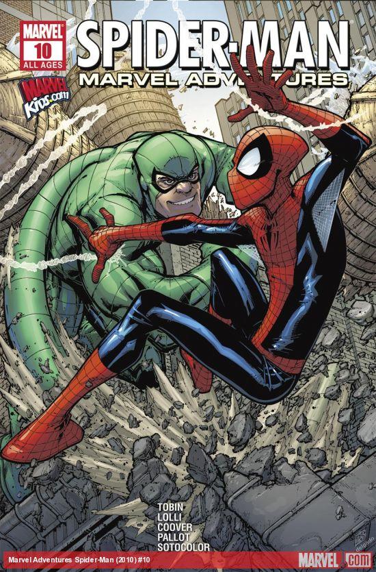 Marvel Adventures Spider-Man (2010) #10