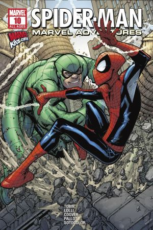 Spider-Man Marvel Adventures #10