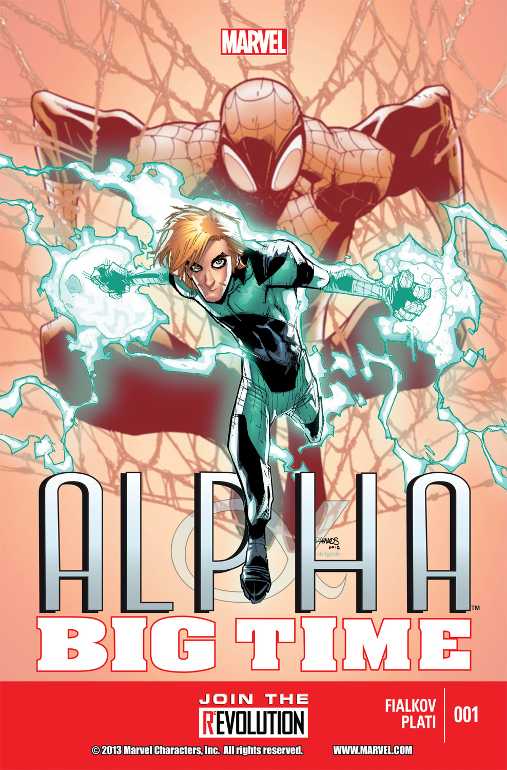 Alpha: Big Time (2013) #1